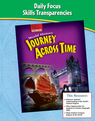 Journey Across Time, Daily Focus Skills Transparencies, Strategies and Activities