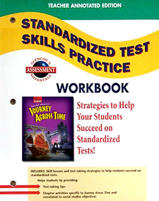 Journey Across Time, Standardized Test Skills Practice Workbook, Teacher Edition