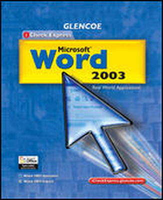 Achieve MS Office 2003, iCheck Express Microsoft Word, Teacher Annotated Edition with CD-ROM