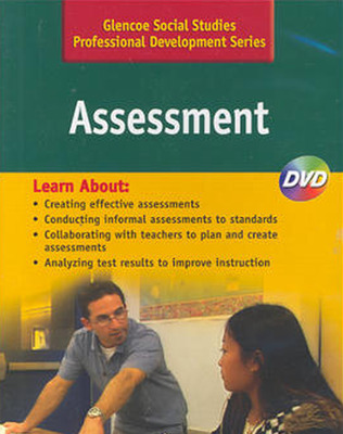 Social Studies Grades 6-12 Professional Development Series, Assessment DVD