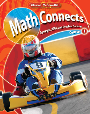 Math Connects: Concepts, Skills, and Problem Solving, Course 1, Student Edition