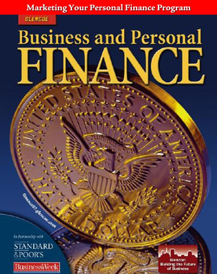 Business and Personal Finance, Marketing Your Personal Finance Program