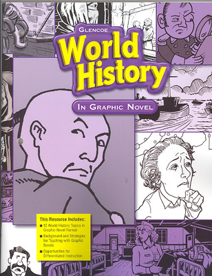 Glencoe World History, World History in Graphic Novel