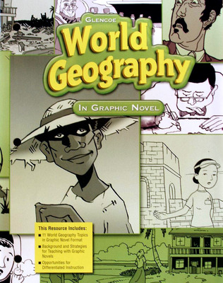 World Geography and Cultures, World Geography in Graphic Novel