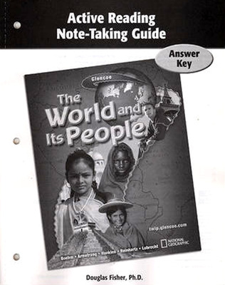 The World and Its People, Active Reading Note-Taking Guide, Answer Key