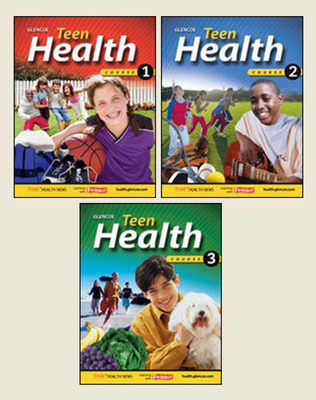 Teen Health, Courses 1-3, Dinah Zike's Reading and Study Skills Foldables'