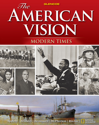 The American Vision: Modern Times, Student Edition