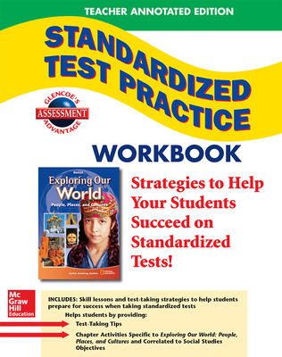 Exploring Our World, Standardized Test Practice Workbook Teacher Edition
