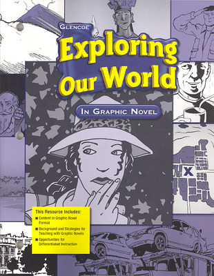 Exploring Our World, Exploring Our World in Graphic Novel