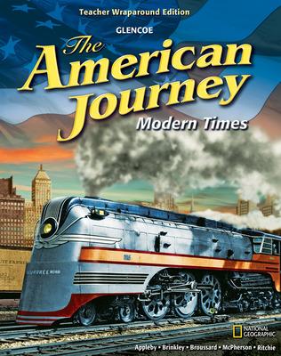 The American Journey, Modern Times, Teacher Wraparound Edition