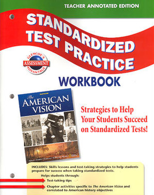 The American Vision, Standardized Test Practice, Teacher Edition