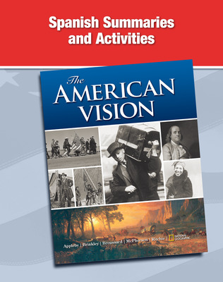 The American Vision, Spanish Summaries and Activities