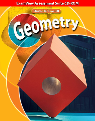 Geometry, ExamView Assessment Suite CD-ROM