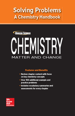 Chemistry: Matter & Change, Solving Problems: A Chemistry Handbook