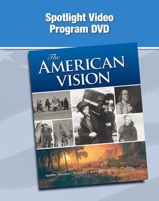 The American Vision, Spotlight Video Program DVD