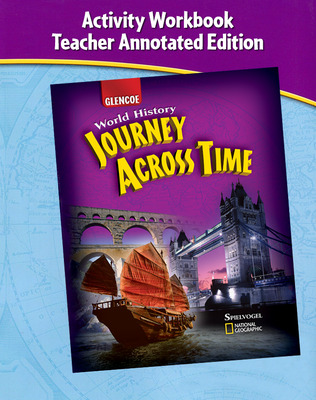 Journey Across Time, Activity Workbook, Teacher Edition