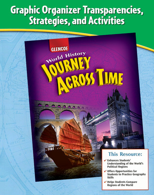 Journey Across Time, Cause and Effect Transparencies, Strategies and Activities