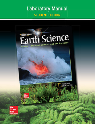 Glencoe Earth Science: Geology, the Environment, and the Universe, Laboratory Manual, Student Edition