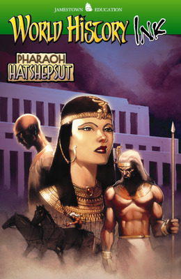 World History Ink Pharaoh Hatshepsut