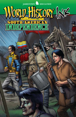 World History Ink South American Independence