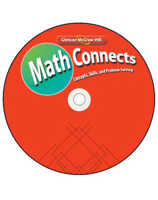 Math Connects: Concepts, Skills, and Problem Solving, Course 1, Interactive Classroom CD-ROM