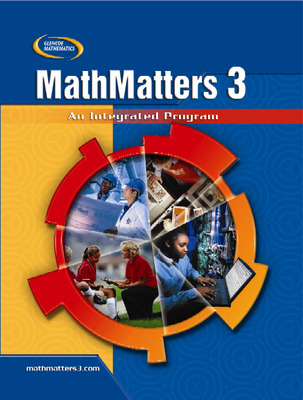 MathMatters 3: An Integrated Program, Student Edition