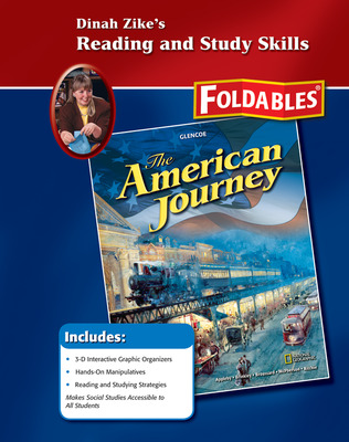 The American Journey,  Reading and Study Skills Foldables