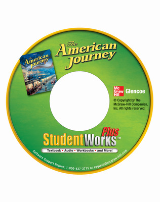 The American Journey, Modern Times, StudentWorks Plus CD-ROM