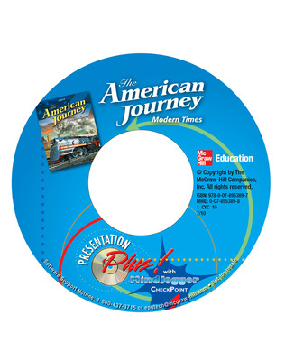 The American Journey, Modern Times, Presentation Plus! with MindJogger CD-ROM