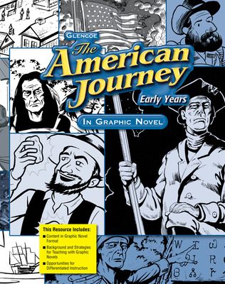 The American Journey, Early Years, The American Journey, Early Years in Graphic Novel