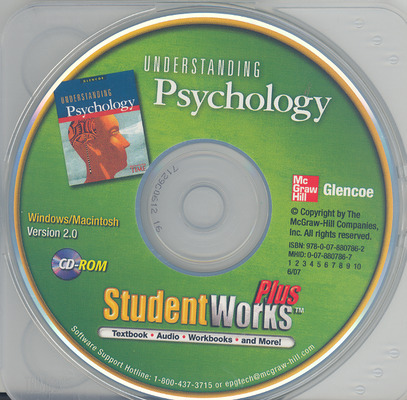 Understanding Psychology, StudentWorks  CD-ROM