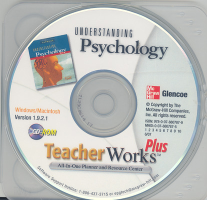 Understanding Psychology, TeacherWorks CD-ROM