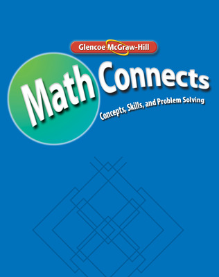 Math Connects: Concepts, Skills, and Problem Solving, Course 2, Spanish Word Problem Practice Workbook