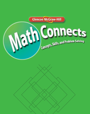 Math Connects: Concepts, Skills, and Problem Solving, Course 3, Word Problem Practice Workbook
