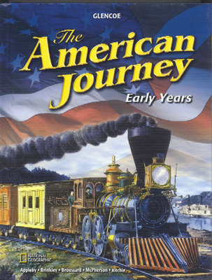 NY, The American Journey, Grade 6-8, Student Edition