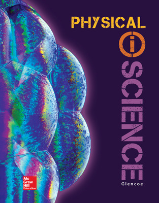 Glencoe Physical iScience, Grade 8, Student Edition