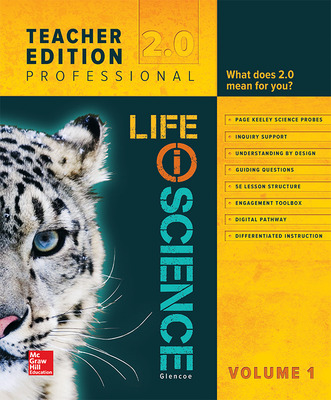 Life iScience, Grade 7, Teacher Edition, Volume 1