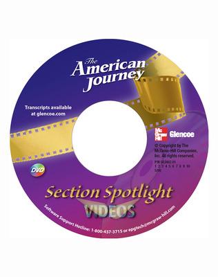 The American Journey, The American Journey Spotlight Videos DVD
