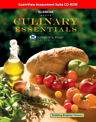 Culinary Essentials ExamView Assessment Suite CD-ROM