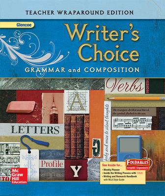 Writer's Choice, Grade 6, Teacher Wraparound Edition