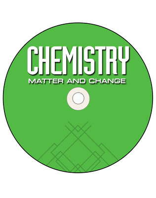 Chemistry: Matter & Change, Interactive Classroom CD-ROM