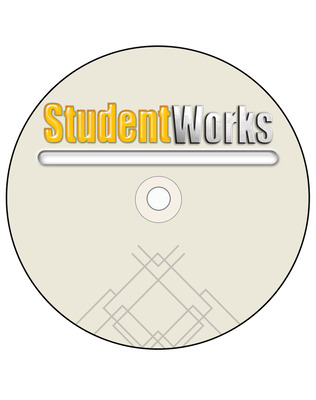Glencoe Physical iScience, Grade 8, StudentWorks Plus   CD-ROM