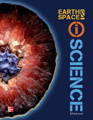 Glencoe Earth & Space iScience, Grade 6, Reading Essentials, Student Edition