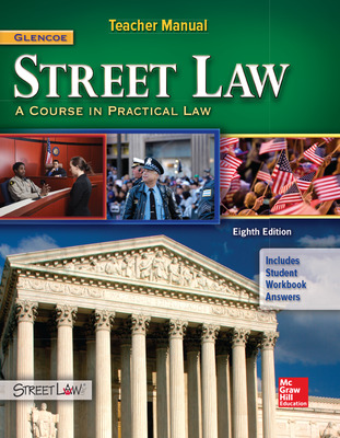 Street Law: A Course in Practical Law, Teacher Manual
