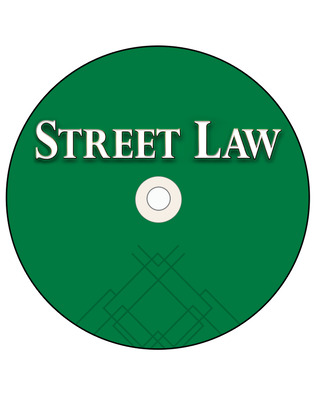 Street Law: A Course in Practical Law, StudentWorks CD-ROM