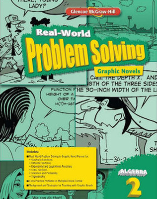 Real-World Problem Solving Graphic Novels, Algebra 2