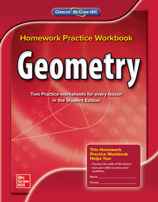 Geometry, Homework Practice Workbook
