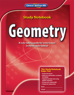 Geometry, Study Notebook