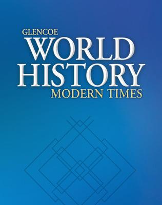 Glencoe World History: Modern Times, Spanish Summaries and Activities