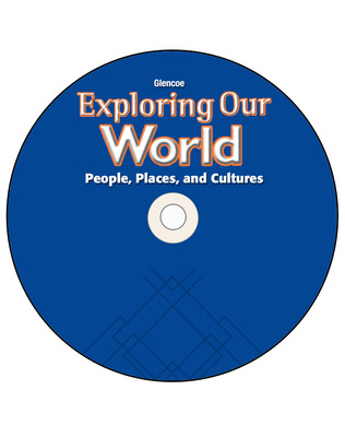 Exploring Our World, Presentation Plus! with MindJogger Checkpoint CD-ROM